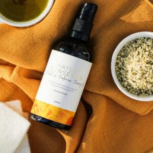 calendula oil cleanser